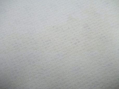 Double Knit GOTS Organic Cotton Fabric Stitching