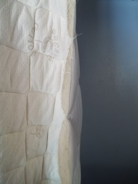 Quilted Fabric, wool view