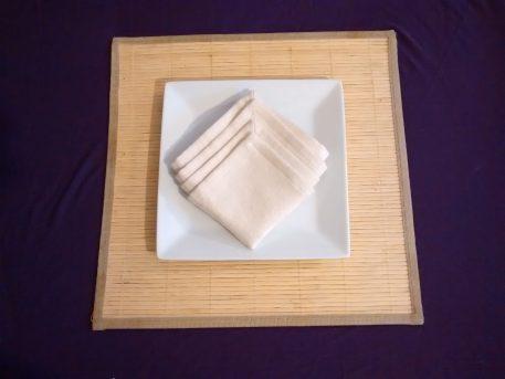Organic Cloth Napkin