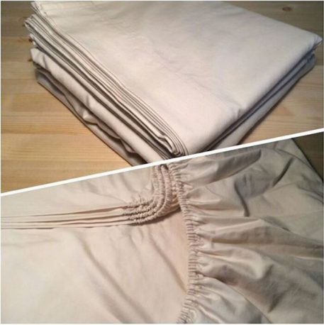 GOTS Organic Sateen Sheets