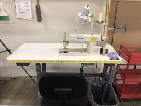 DIY Natural Bedding Sewing Studio